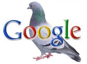 Google Pigeon, l'algorithme «SEO local» actualisée