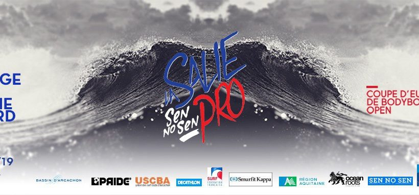 La Salie Pro 2015 – Coupe d'Europe de Bodyboard Open