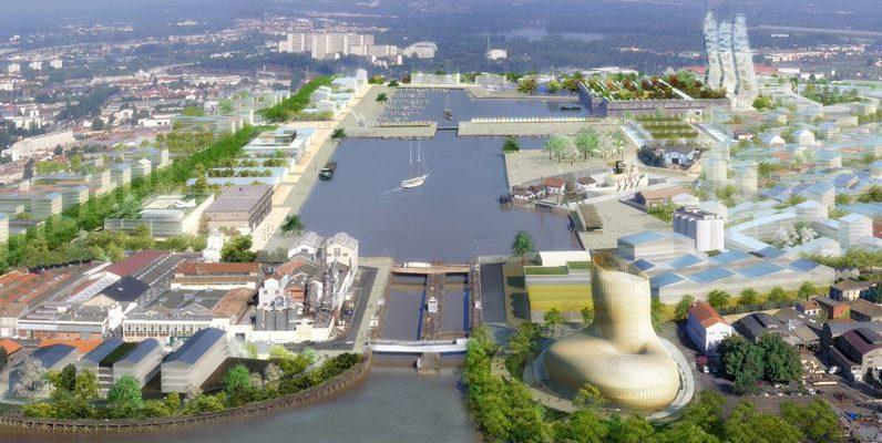 Bordeaux 2030 en 3D
