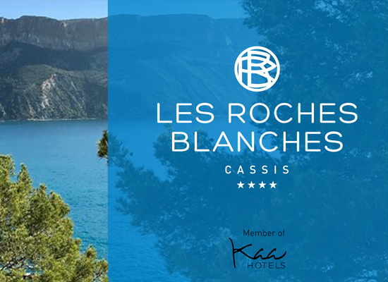 Les roches blanches